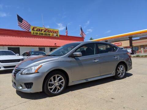 2013 Nissan Sentra for sale at CarZoneUSA in West Monroe LA