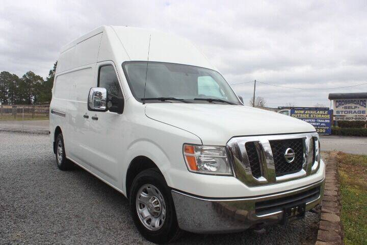 2013 Nissan NV Cargo for sale at Auto Connection 210 LLC in Angier NC