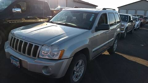 2007 Jeep Grand Cherokee for sale at Affordable 4 All Auto Sales in Elk River MN