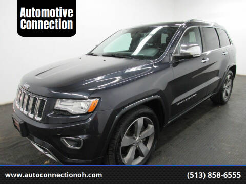 2015 Jeep Grand Cherokee for sale at Automotive Connection in Fairfield OH