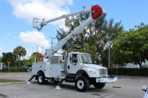 2010 Freightliner M2 106 for sale at Truck and Van Outlet in Miami FL
