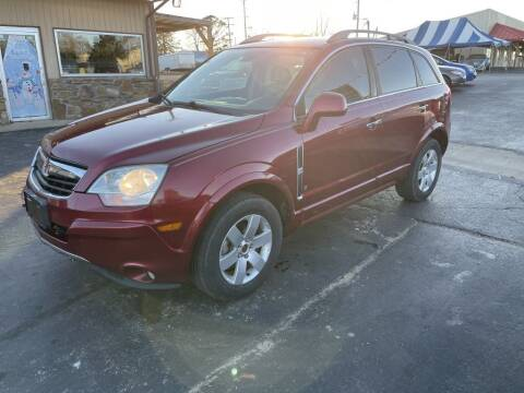 2008 Saturn Vue for sale at EAGLE ROCK AUTO SALES in Eagle Rock MO