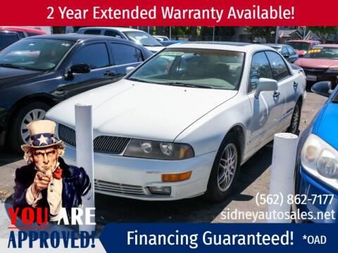 2002 Mitsubishi Diamante for sale at Sidney Auto Sales in Downey CA