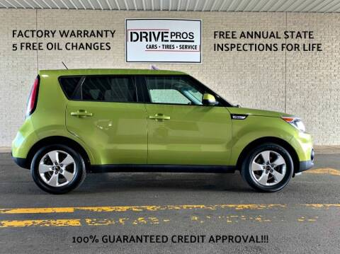 2018 Kia Soul for sale at Drive Pros in Charles Town WV