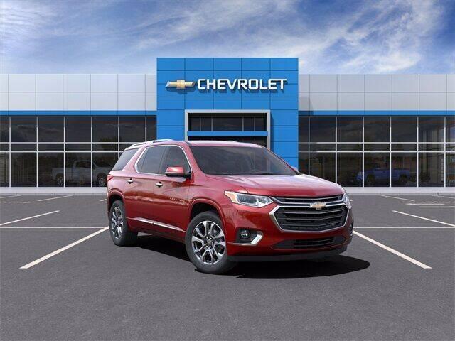 2021 Chevrolet Traverse Premier 4dr SUV - San Antonio TX