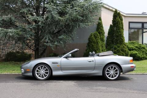 2000 Aston Martin DB7 for sale at Gullwing Motor Cars Inc in Astoria NY