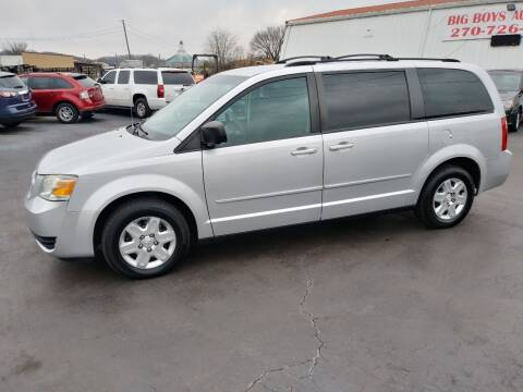 2009 Dodge Grand Caravan for sale at Big Boys Auto Sales in Russellville KY