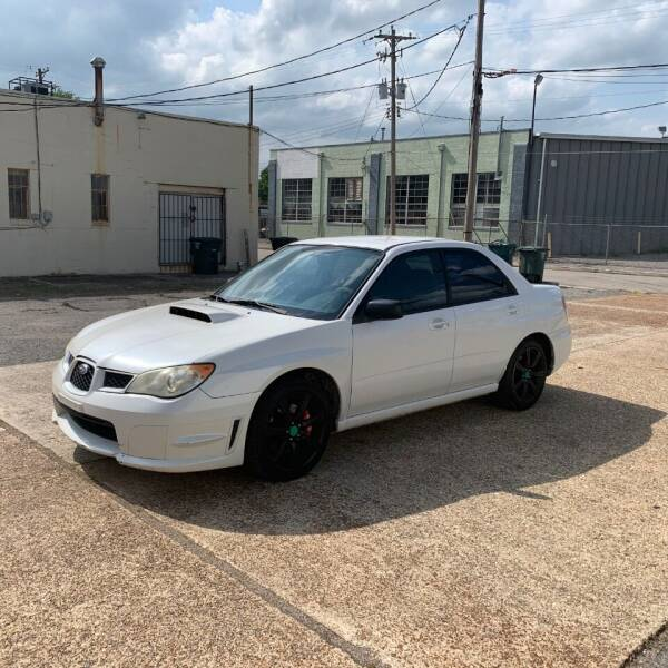 2007 Subaru Impreza for sale at Memphis Auto Sales in Memphis TN