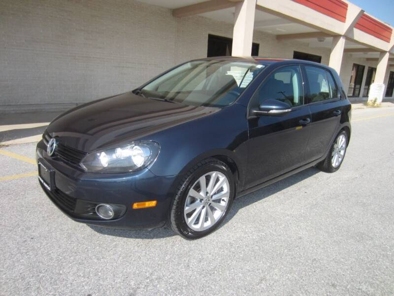 2012 Volkswagen Golf for sale at PRIME AUTOS OF HAGERSTOWN in Hagerstown MD