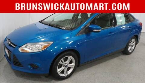2014 Ford Focus for sale at Brunswick Auto Mart in Brunswick OH