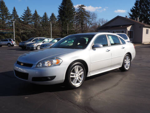 2014 Chevrolet Impala Limited for sale at Patriot Motors in Cortland OH