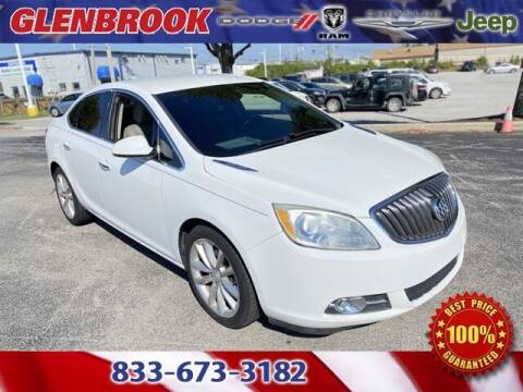 2013 Buick Verano for sale at Glenbrook Dodge Chrysler Jeep Ram and Fiat in Fort Wayne IN
