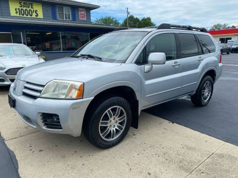 2004 Mitsubishi Endeavor for sale at Wise Investments Auto Sales in Sellersburg IN