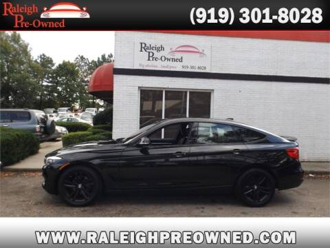 2016 BMW 3 Series for sale at Raleigh Pre-Owned in Raleigh NC