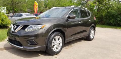 2015 Nissan Rogue for sale at Green Source Auto Group LLC in Houston TX