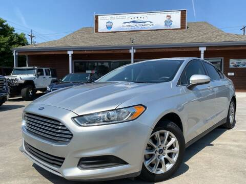2016 Ford Fusion for sale at Global Automotive Imports in Denver CO