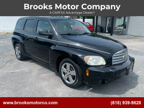 2010 Chevrolet HHR for sale at Brooks Motor Company in Columbia IL