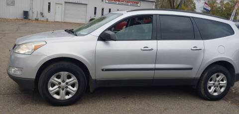 2010 Chevrolet Traverse for sale at Superior Motors in Mount Morris MI