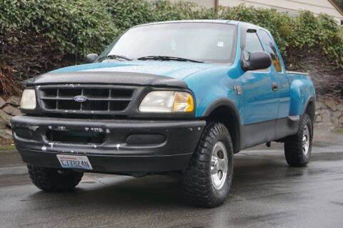 1998 Ford F-150 for sale at West Coast Auto Works in Edmonds WA