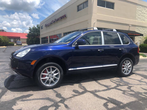 2005 Porsche Cayenne for sale at European Performance in Raleigh NC