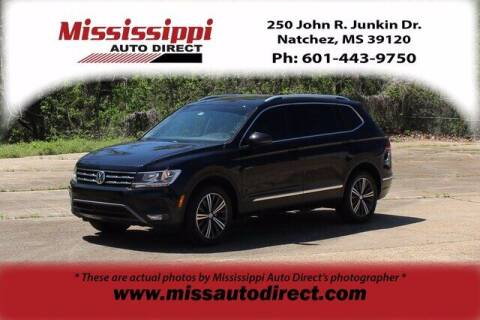 2018 Volkswagen Tiguan for sale at Auto Group South - Mississippi Auto Direct in Natchez MS