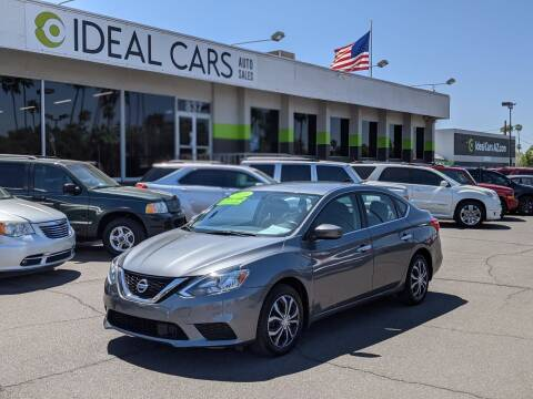2018 Nissan Sentra for sale at Ideal Cars Broadway in Mesa AZ