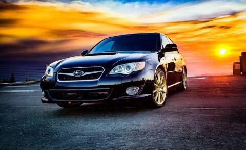 2008 Subaru Legacy for sale at Accolade Auto in Hillsboro OR