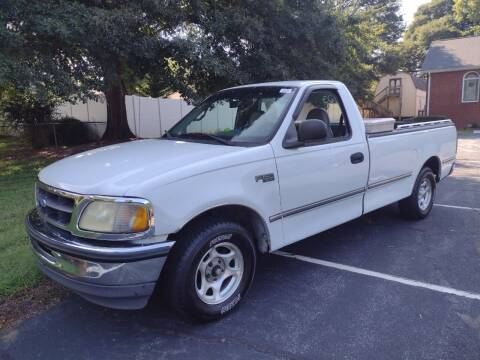 1997 Ford F-150 for sale at Sparks Auto Sales Etc in Alexis NC
