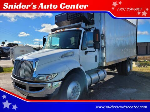 2006 International DuraStar 4300 for sale at Snider's Auto Center in Titusville FL