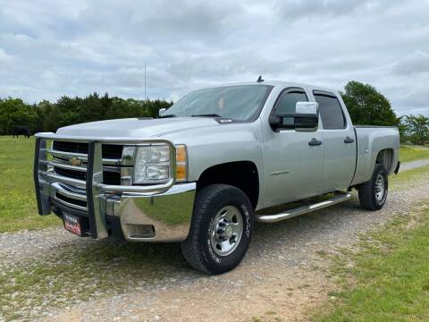 2010 Chevrolet Silverado 2500HD for sale at TINKER MOTOR COMPANY in Indianola OK