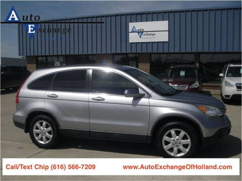 2007 Honda CR-V for sale at Auto Exchange Of Holland in Holland MI