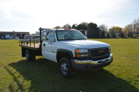 2003 GMC Sierra 3500 for sale at Signature Truck Center - Service-Utility Truck in Crystal Lake IL