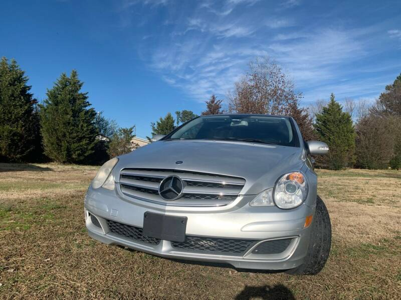 2007 Mercedes-Benz R-Class for sale at Samet Performance in Louisburg NC