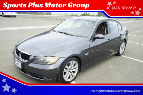 2006 BMW 3 Series for sale at Sports Plus Motor Group LLC in Sunnyvale CA