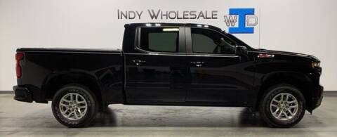 2019 Chevrolet Silverado 1500 for sale at Indy Wholesale Direct in Carmel IN