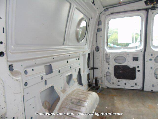 2003 Ford E-Series Cargo E-250 3dr Cargo Van - Blauvelt NY