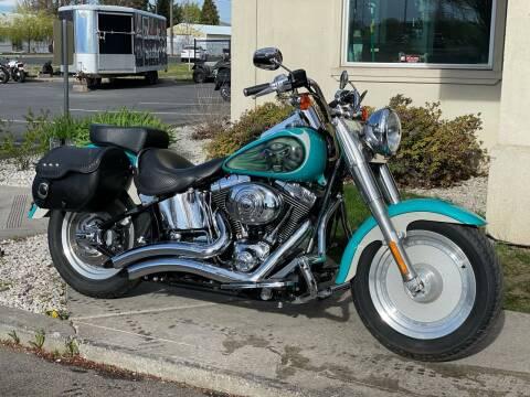 2005 Harley Davidson Fat Boy Custom for sale at Harper Motorsports-Powersports in Post Falls ID