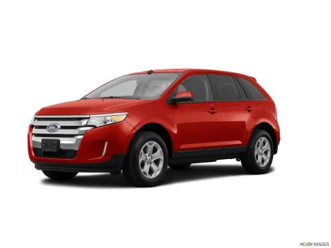 2014 Ford Edge for sale at Moser Motors Of Portland in Portland IN