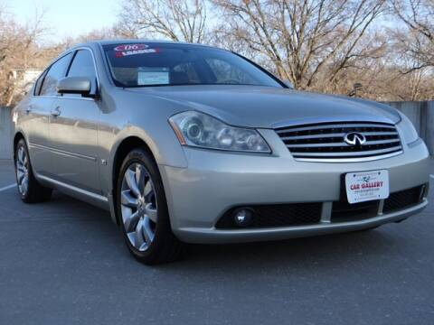 2006 Infiniti M35 for sale at KC Car Gallery in Kansas City KS