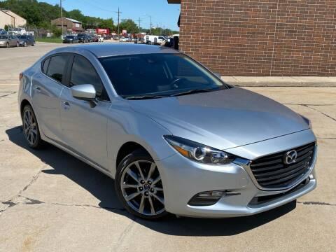 2018 Mazda MAZDA3 for sale at Effect Auto Center in Omaha NE
