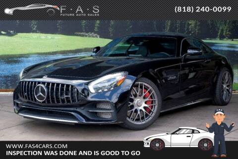 2018 Mercedes-Benz AMG GT for sale at Best Car Buy in Glendale CA