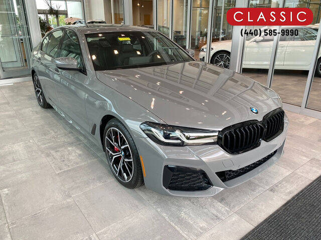 2022 BMW 5 Series for sale in Willoughby Hills, OH