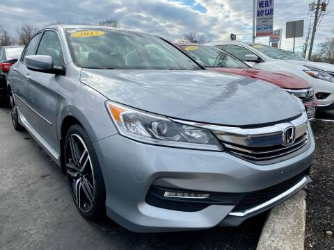 2017 Honda Accord for sale at WOLF'S ELITE AUTOS in Wilmington DE
