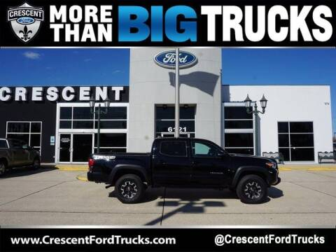 2019 Toyota Tacoma for sale at Crescent Ford in Harahan LA