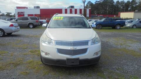 2011 Chevrolet Traverse for sale at Auto Mart - Moncks Corner in Moncks Corner SC