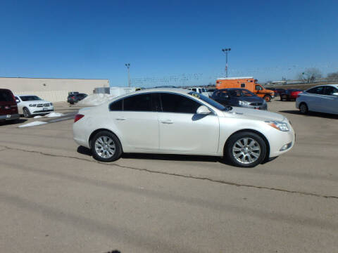 2012 Buick Regal for sale at BLACKWELL MOTORS INC in Farmington MO