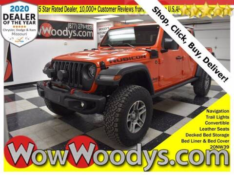 2020 Jeep Gladiator for sale at WOODY'S AUTOMOTIVE GROUP in Chillicothe MO