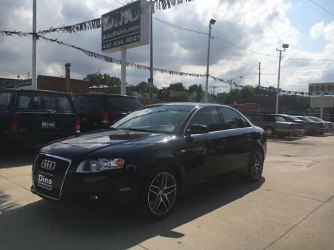 2008 Audi A4 for sale at Dino Auto Sales in Omaha NE