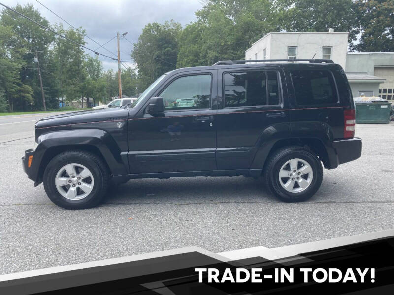 2010 Jeep Liberty for sale at DND AUTO GROUP in Belvidere NJ