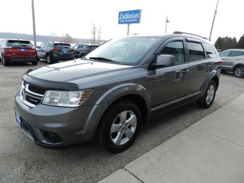 2012 Dodge Journey for sale at Leitheiser Car Company in West Bend WI